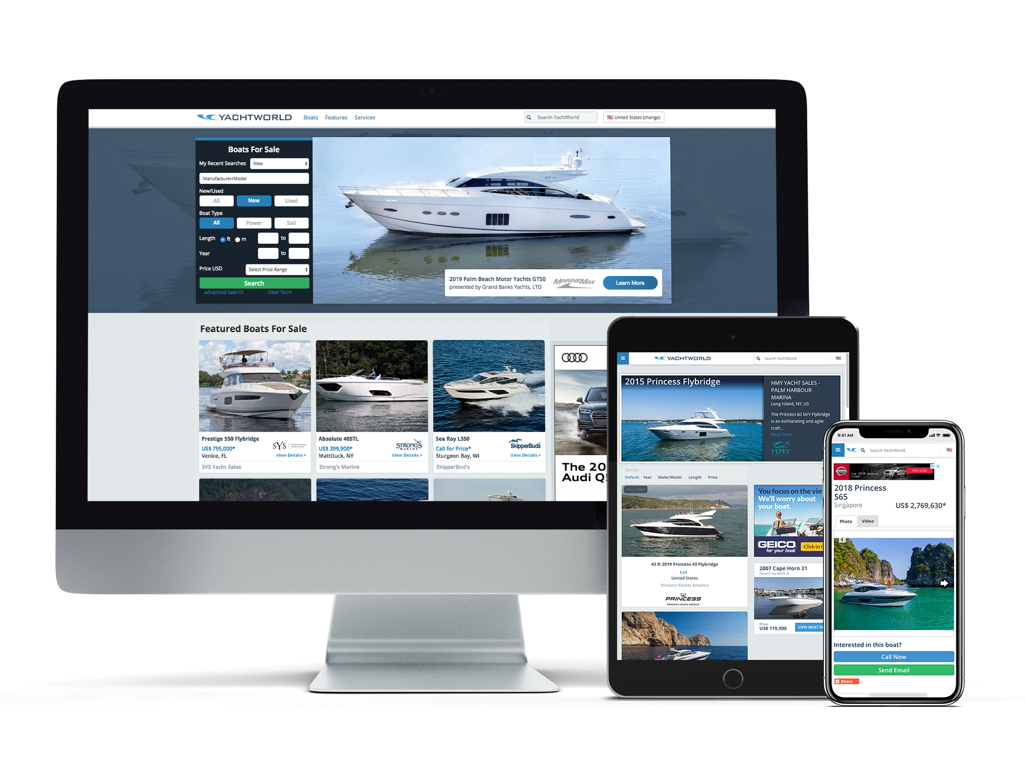 YachtWorld Marketplace