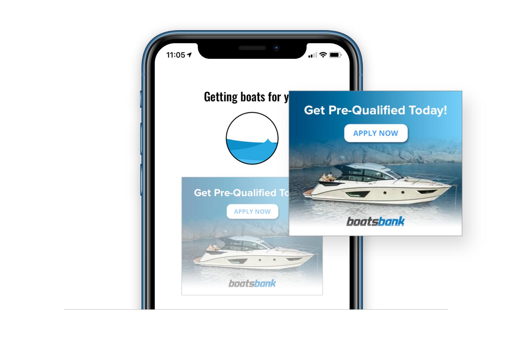 Boat Trader App Sponsorship - Boats Group