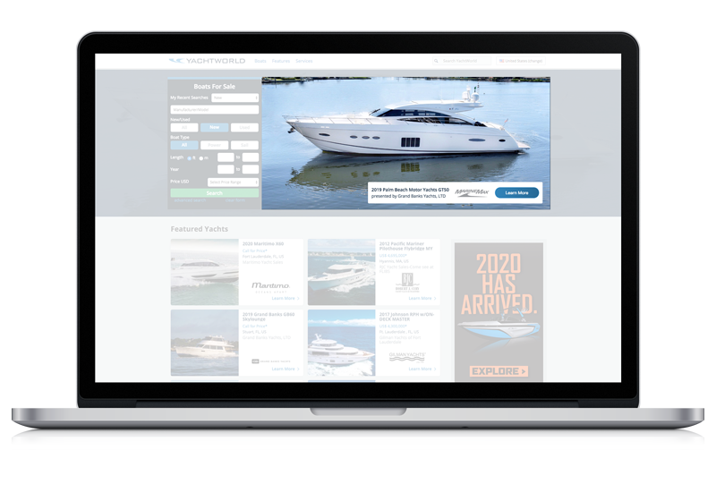 Premium Featured Boat Ad