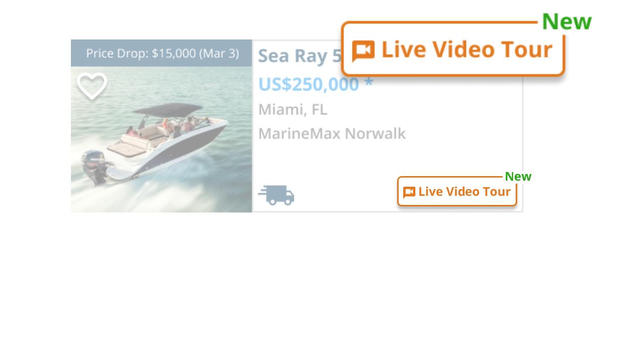 Live Video Tours