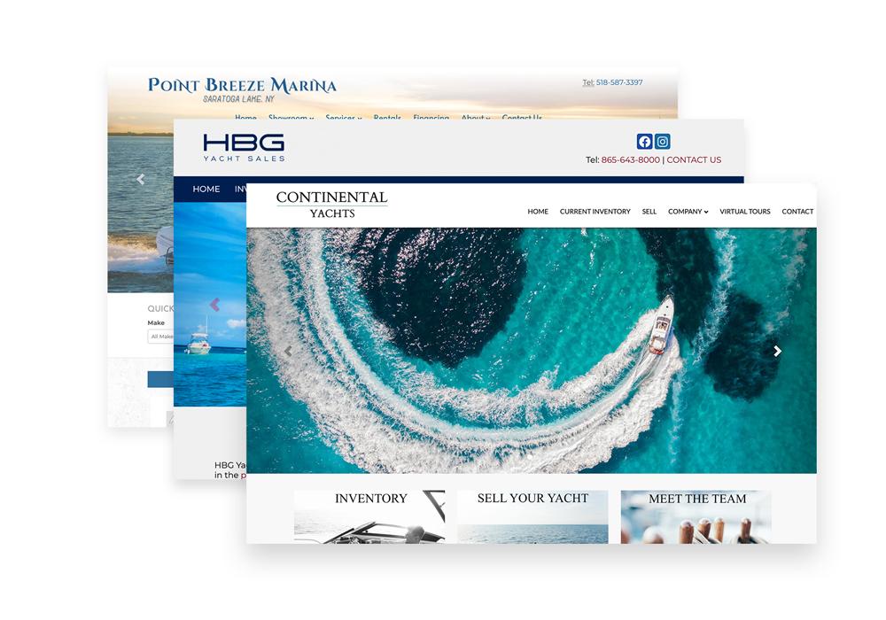 Websites Features