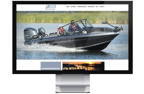 Our Websites Portfolio - Boats Group